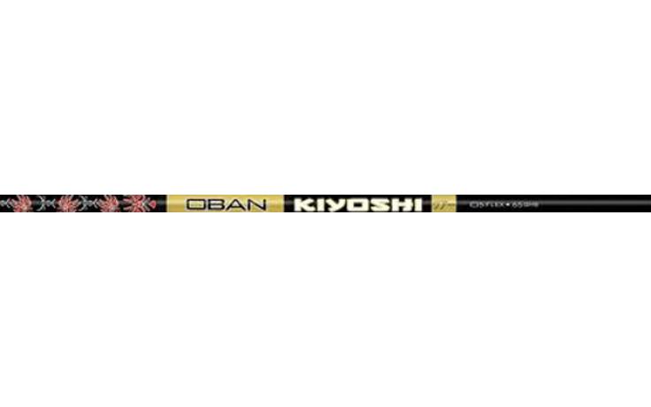 OBAN KIYOSHI BLACK 85