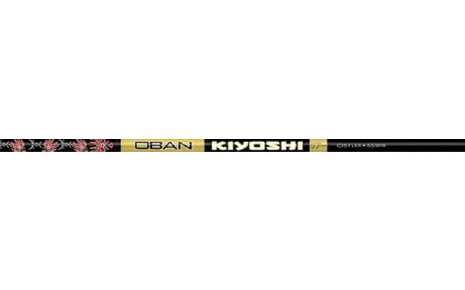 OBAN KIYOSHI BLACK 65