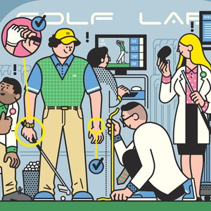 Measuring Golf Swing Dynamics