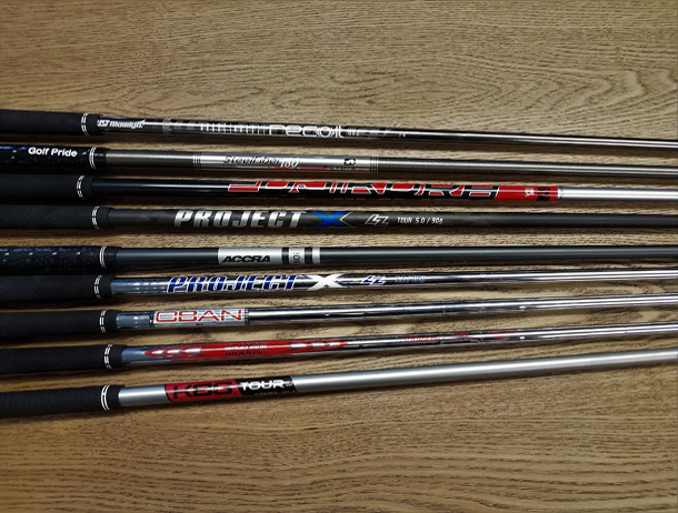 Should YOU Play Graphite or Steel Shafts in Your Irons?
