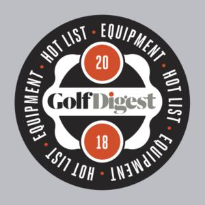 Golf Digest 2018 Equipment Hot List