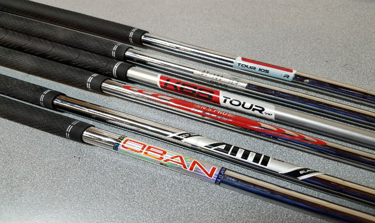 Light Weight Steel Iron Shafts for 2018 - True Fit Clubs