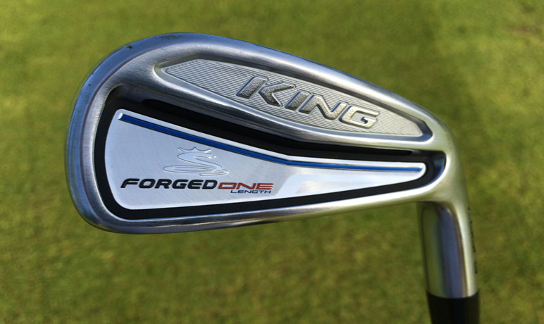 Cobra King Forged ONE 2 and 3 Iron