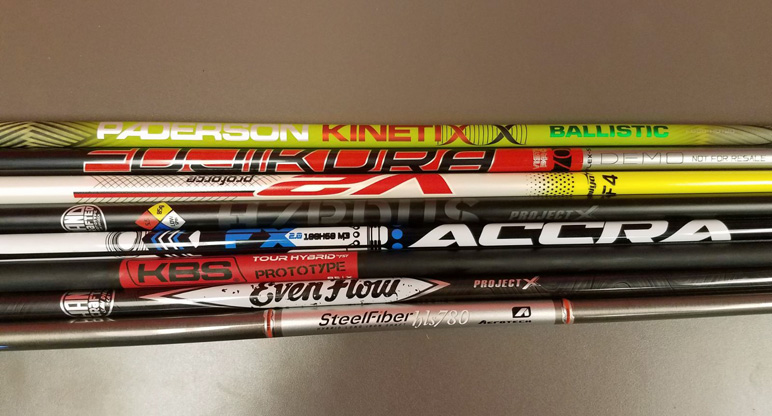 Finding The Right Hybrid Shaft