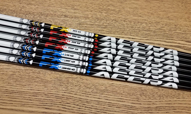 ACCRA FX 2.0 Series Shaft Review