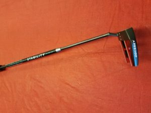 EXO Putter with STABILITY Shaft
