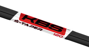 KBS $Taper Black PVD