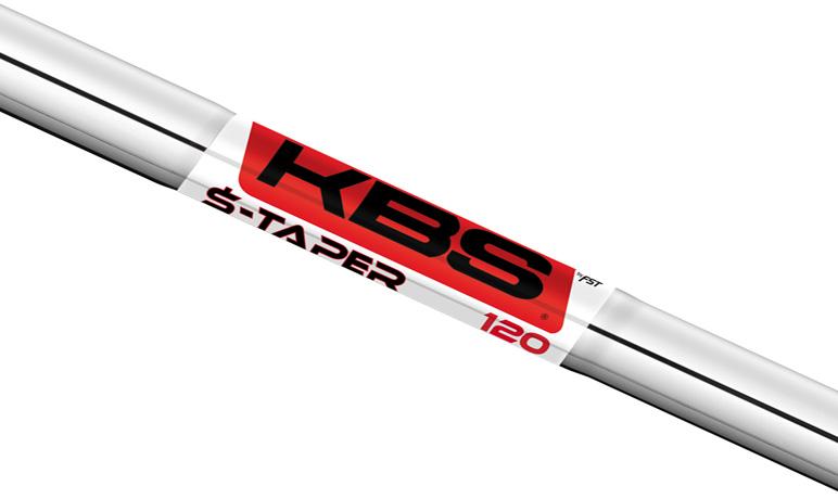 KBS $ Taper Iron Shafts