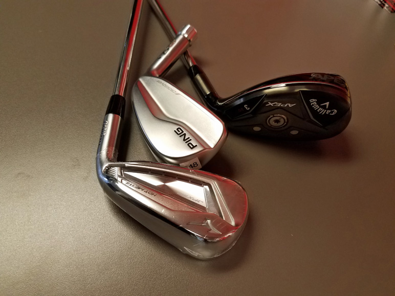 Hybrid Or Driving Iron