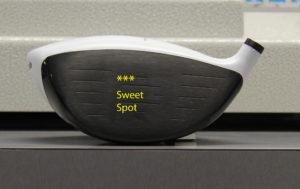Driver Sweet Spot